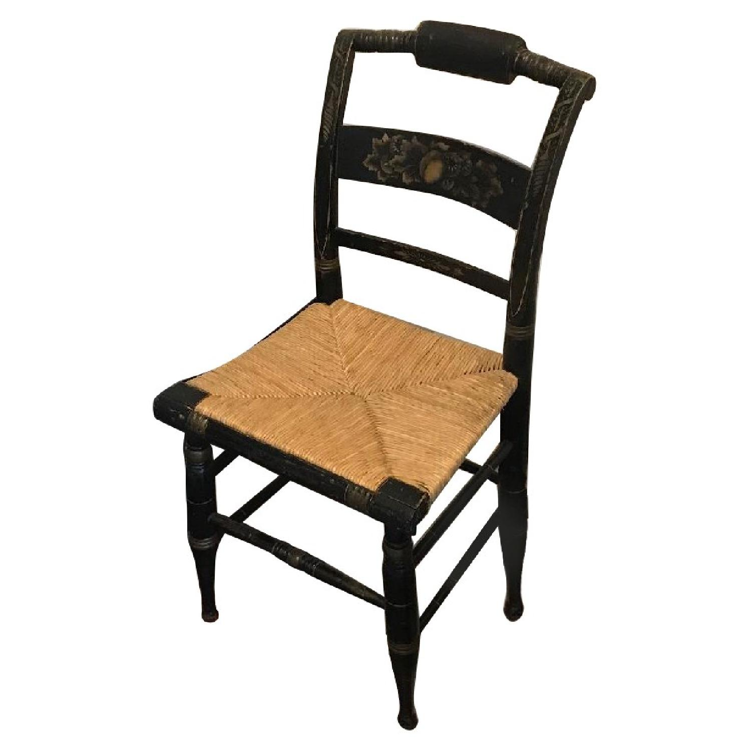 Antique Hitchcock Dining Chairs