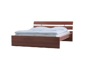 Ikea Hopen Queen Bed Frame