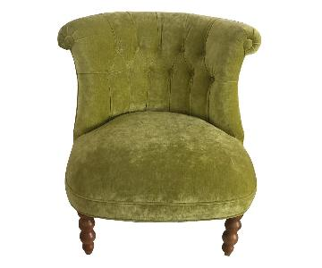Rowe Furniture Lime Accent Chair