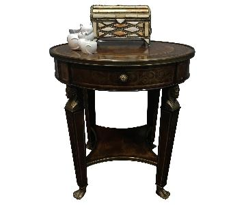 Theodore Alexander Side Table