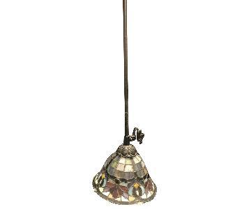 Quoizel Stain Glass Pendants