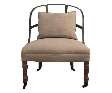 Restoration Hardware Courtiers Chair