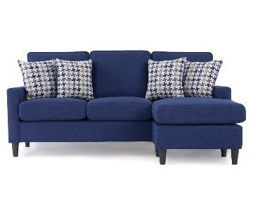 Bob's Malibu Sectional Sofa w/ Chaise Lounge