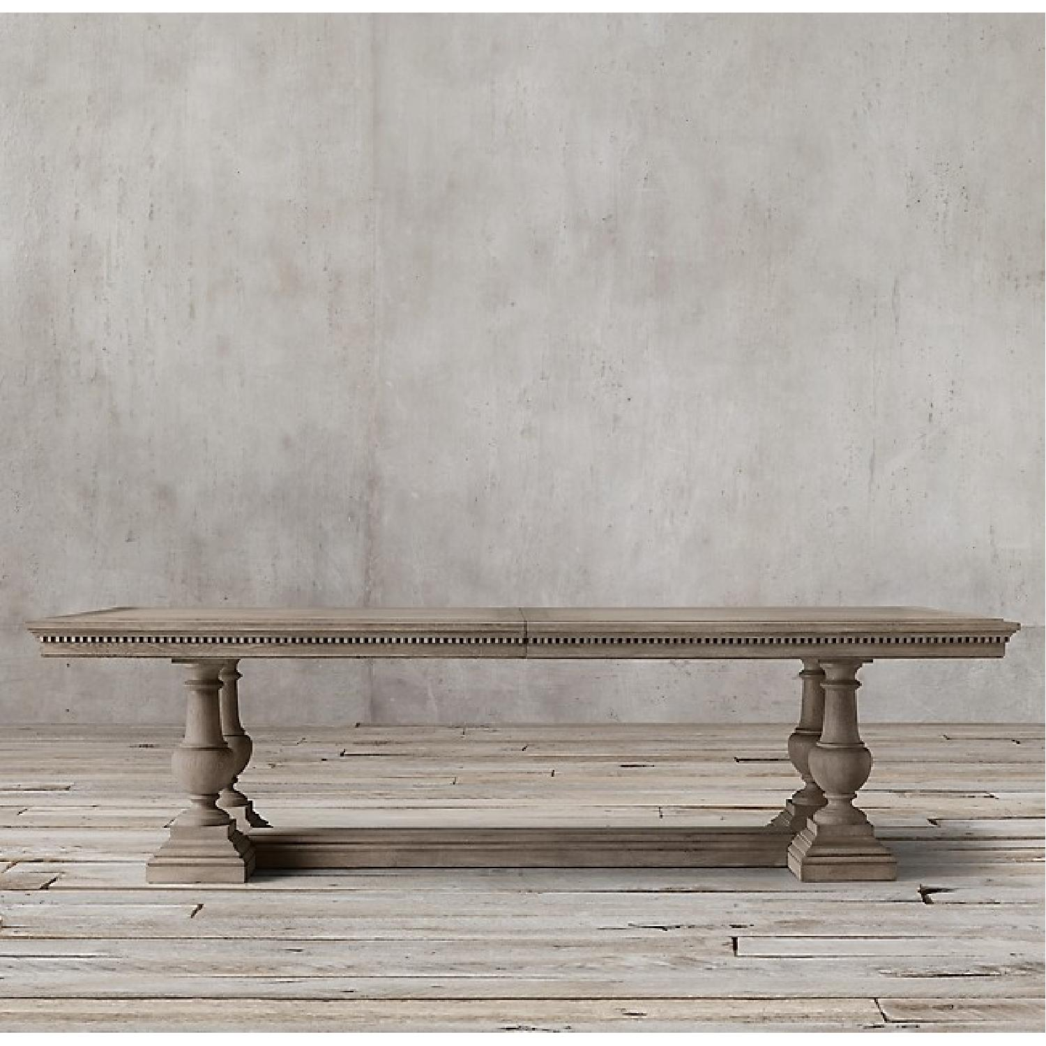 Restoration Hardware St. James Dining Table