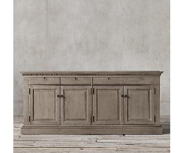 Restoration Hardware Dining Sideboard