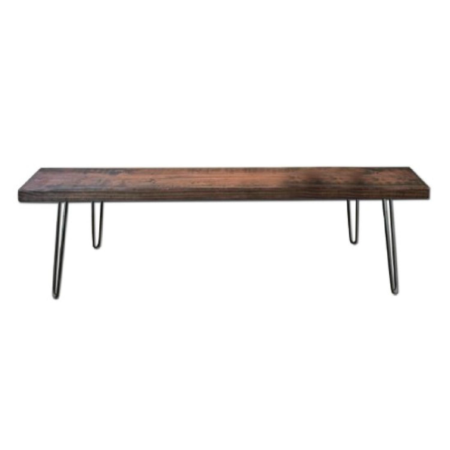 Reclaimed Coffee Table/Bench