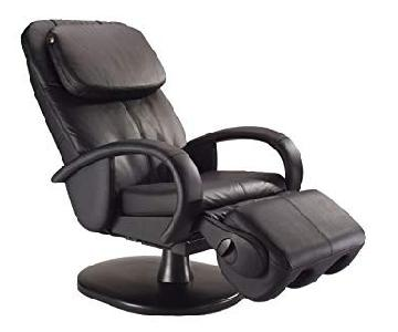 Human Touch Robotic Massaging Chair/Recliner in Black