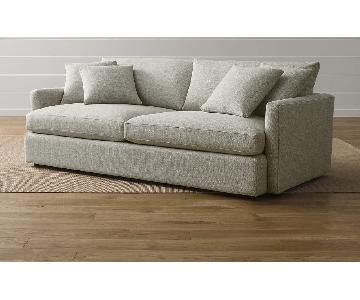 Crate & Barrel Lounge II Sofa