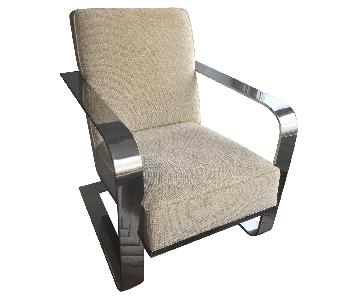 Ralph Lauren New Bohemian Metal Club Chair