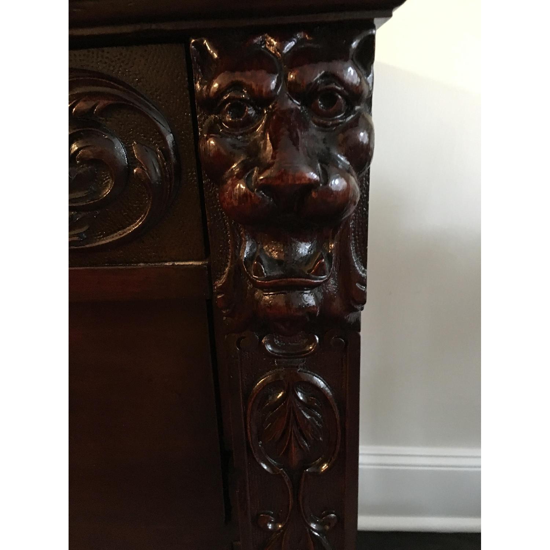 Vintage Victorian Sideboard/Buffet - image-2