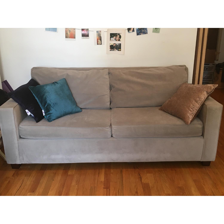 West Elm Henry Queen Sleeper Sofa - image-1