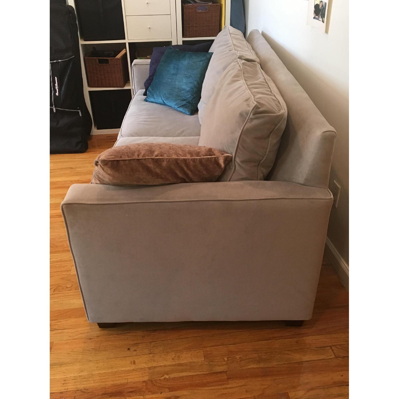 West Elm Henry Queen Sleeper Sofa - image-2
