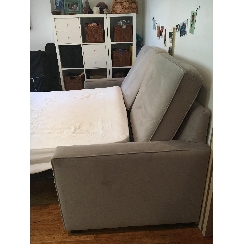 West Elm Henry Queen Sleeper Sofa - image-5