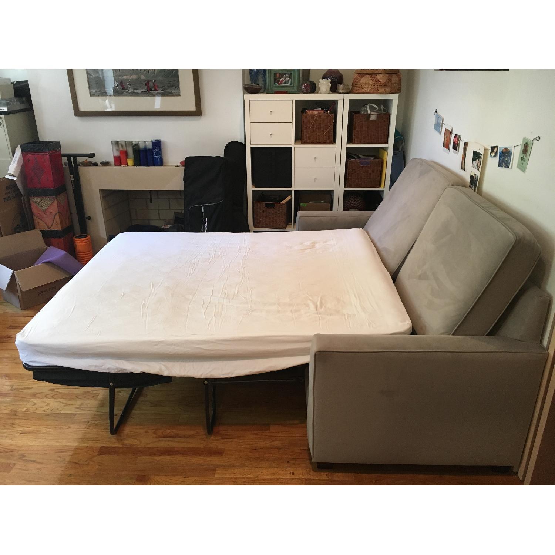West Elm Henry Queen Sleeper Sofa - image-6