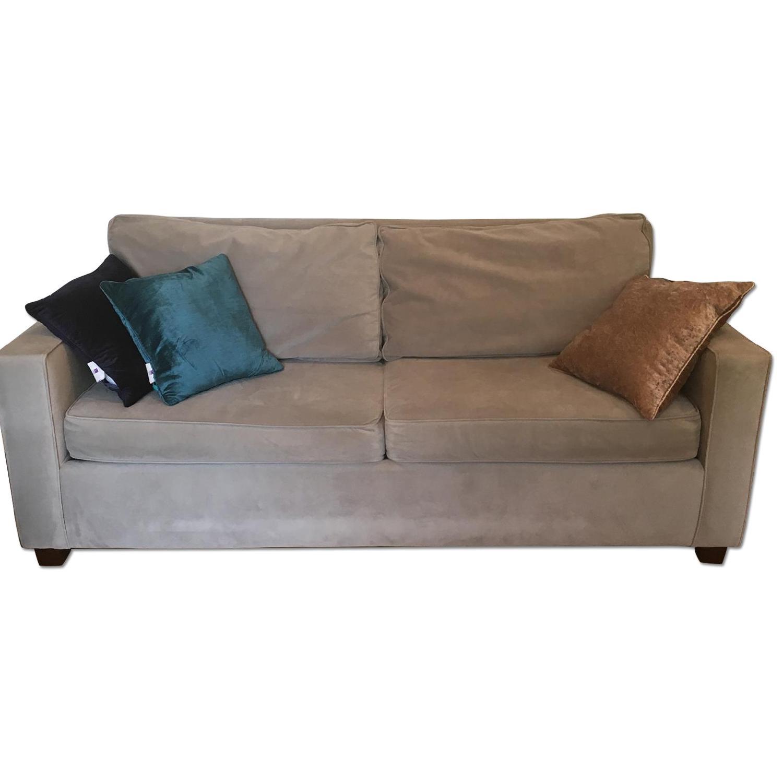 West Elm Henry Queen Sleeper Sofa - image-0