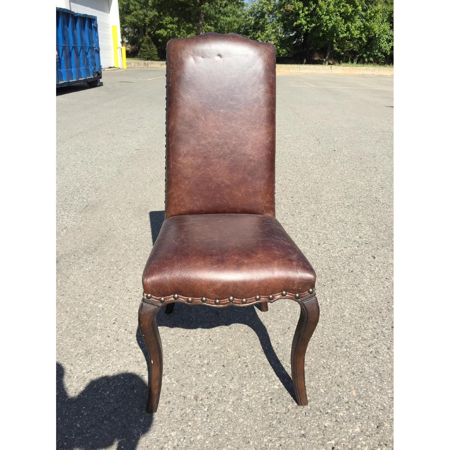 Leather Dining Chairs - image-2