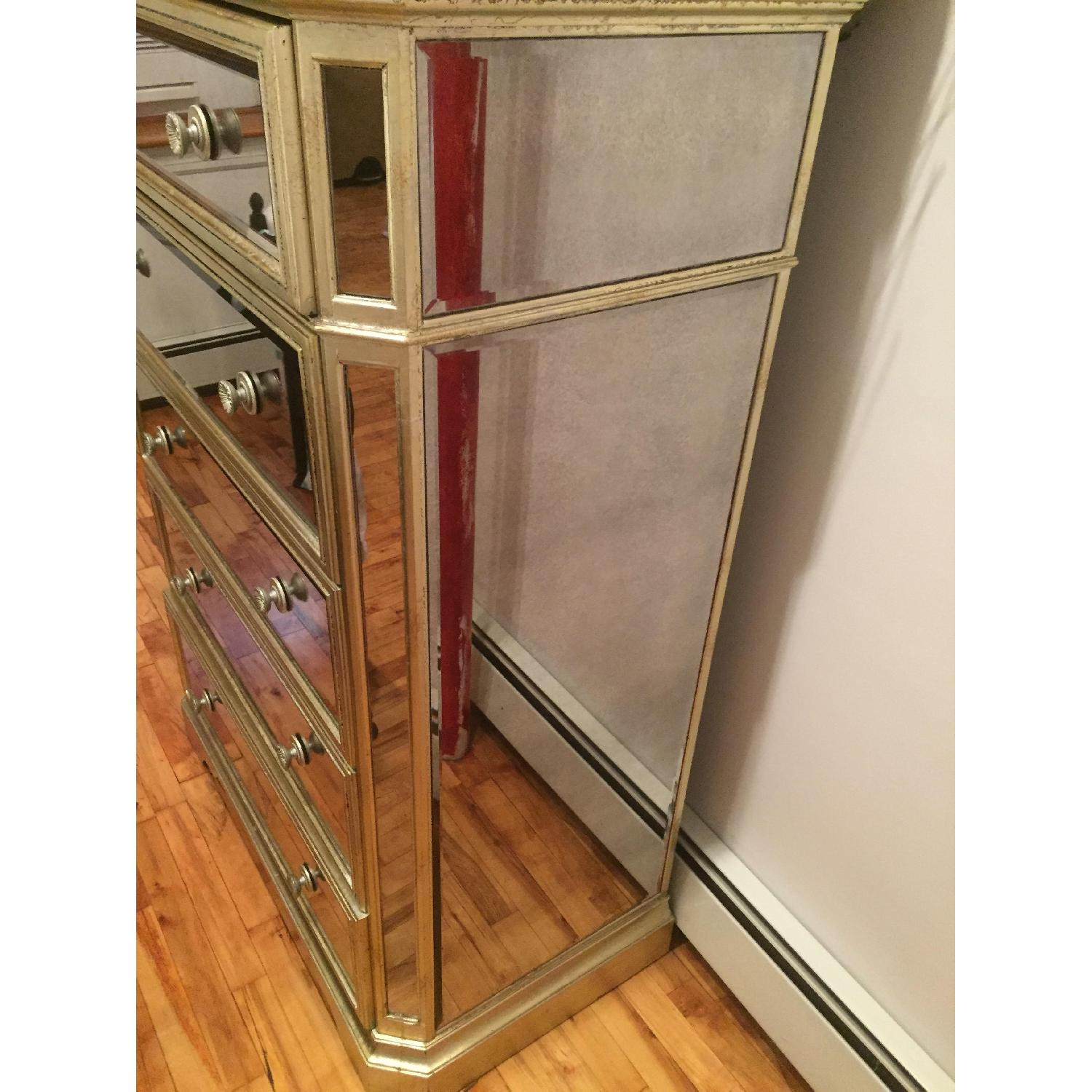 Z Gallerie Mirrored Chest of Drawers - image-2
