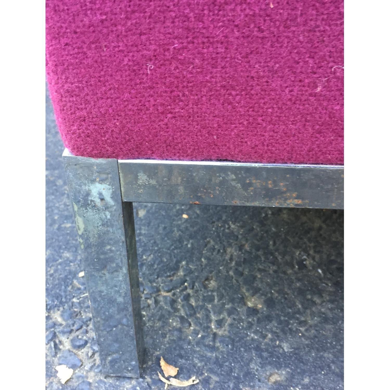 Mid-Century Modern Florence Knoll Style Three Seat Sofa - image-10