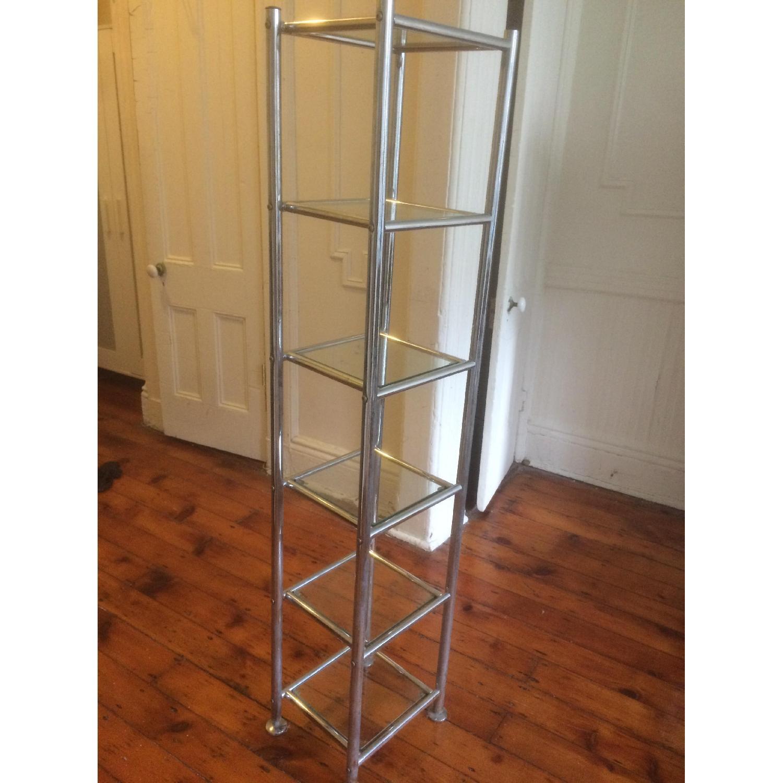Metal & Glass Shelves - image-1