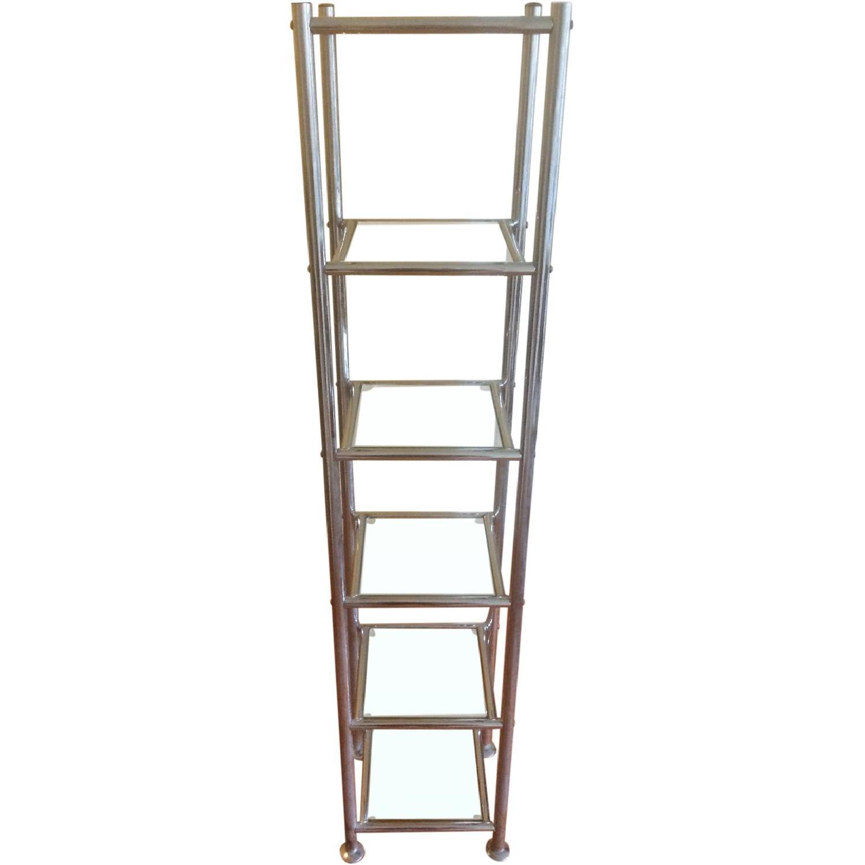 Metal & Glass Shelves - image-0