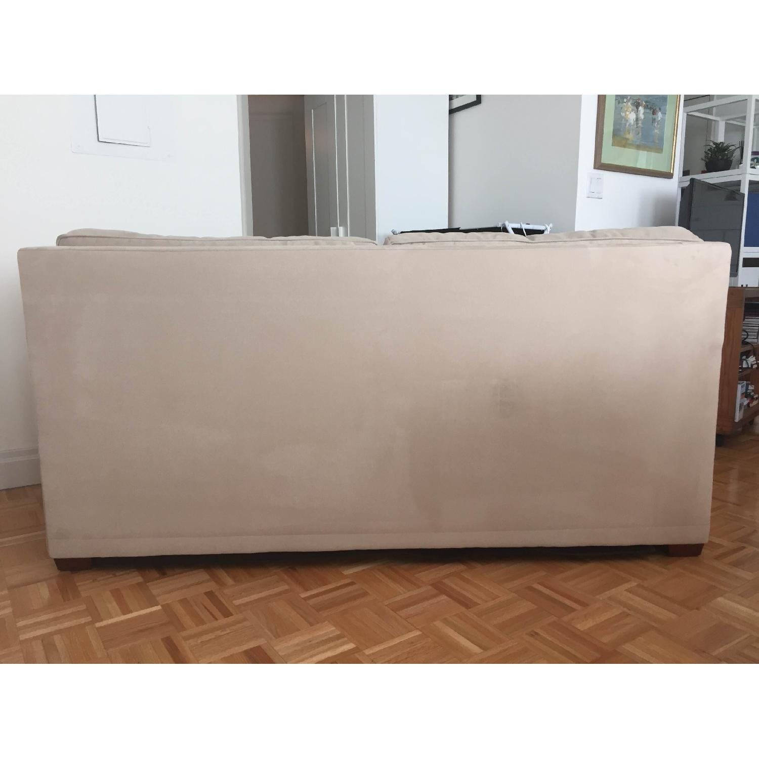 Crate & Barrel Pull Out Couch - image-1