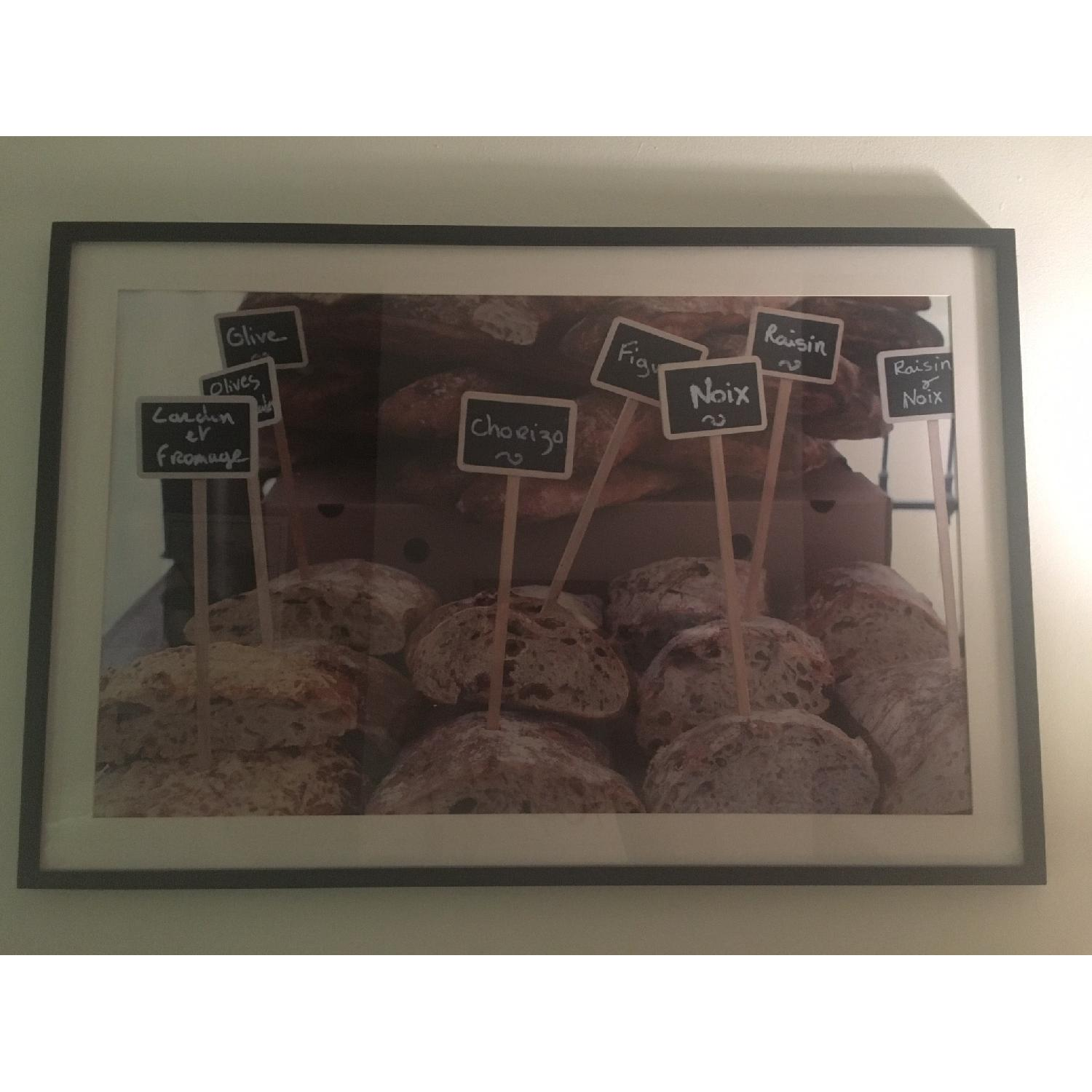 Pottery Barn Framed French Market Days Picture - image-3