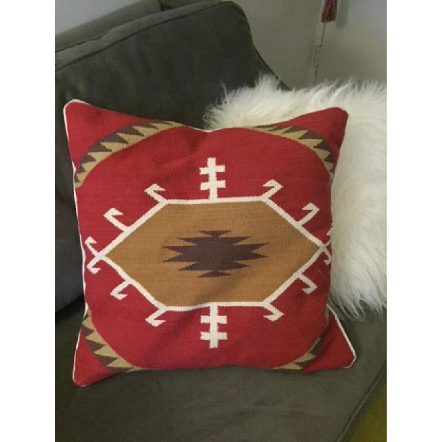 One Kings Lane/Surya Kilim Pillows - image-1