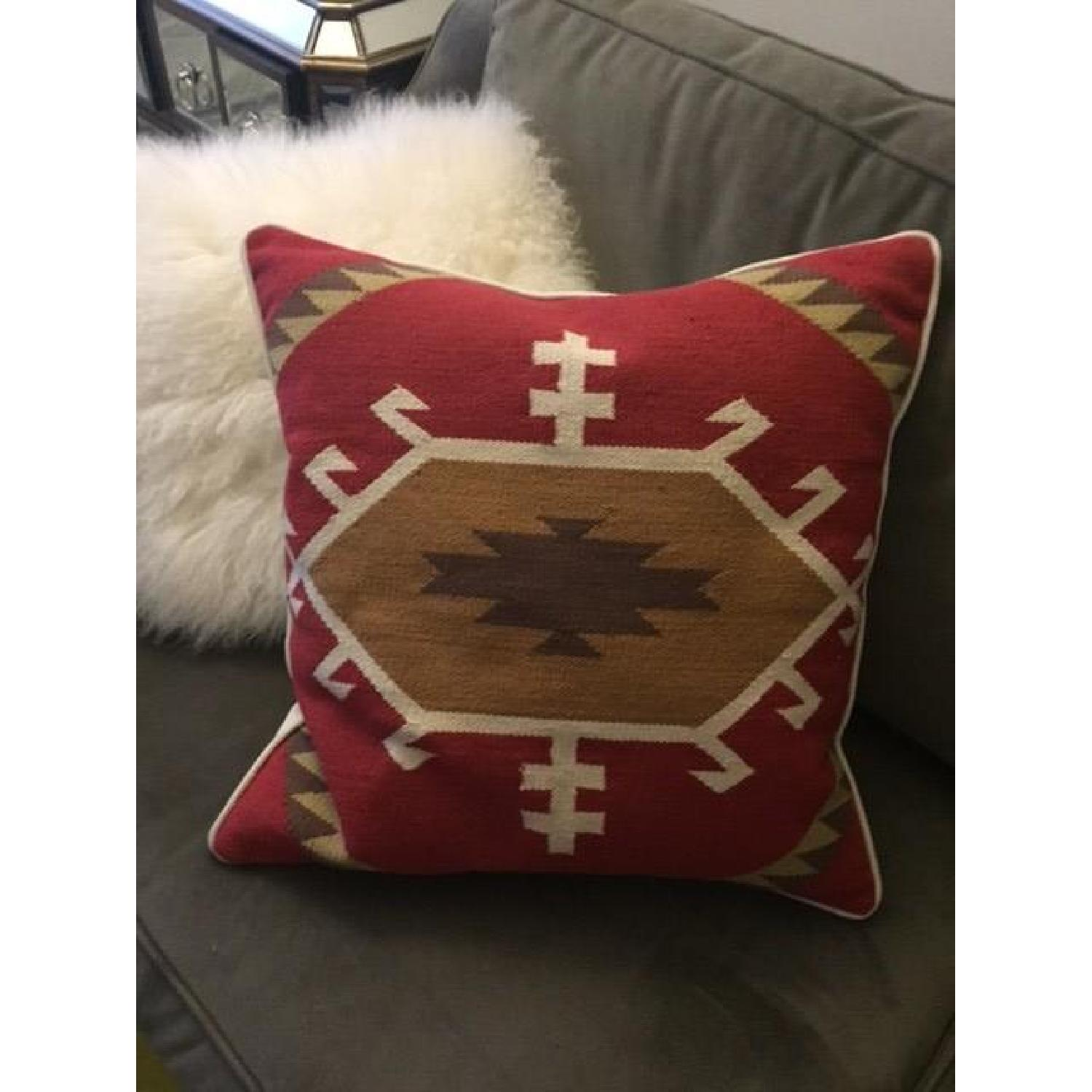 One Kings Lane/Surya Kilim Pillows - image-2