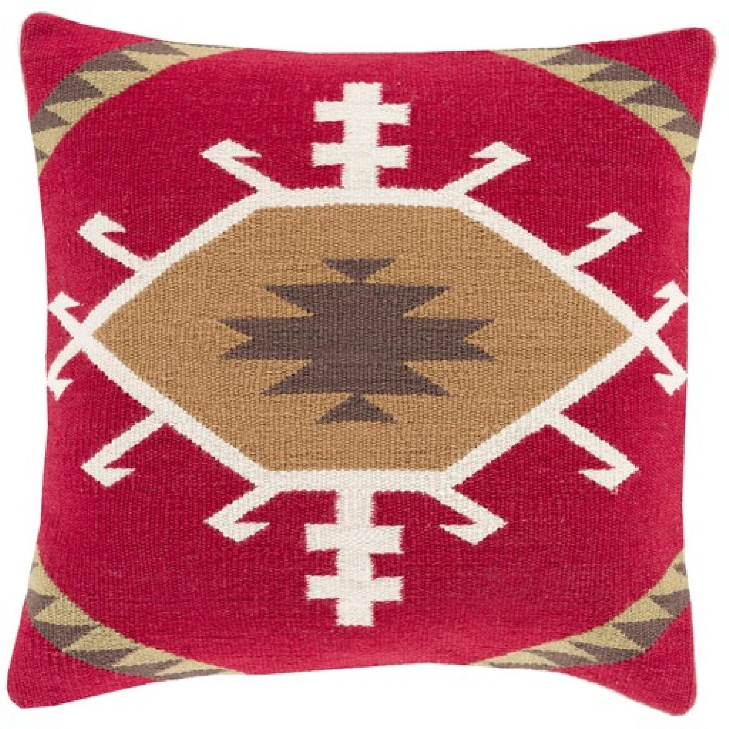One Kings Lane/Surya Kilim Pillows - image-4