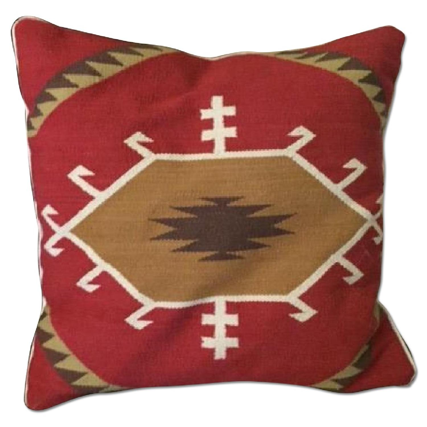One Kings Lane/Surya Kilim Pillows - image-0