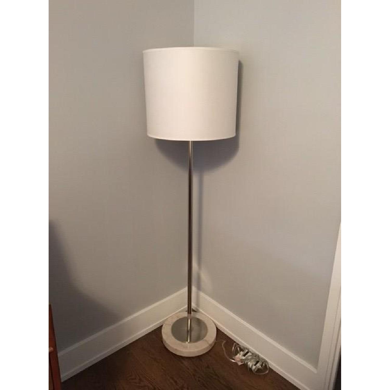 Jonathan Adler Nickel Floor Lamp - image-2