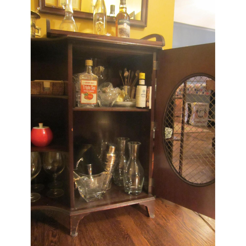 Antique Bar/Sideboard - image-4