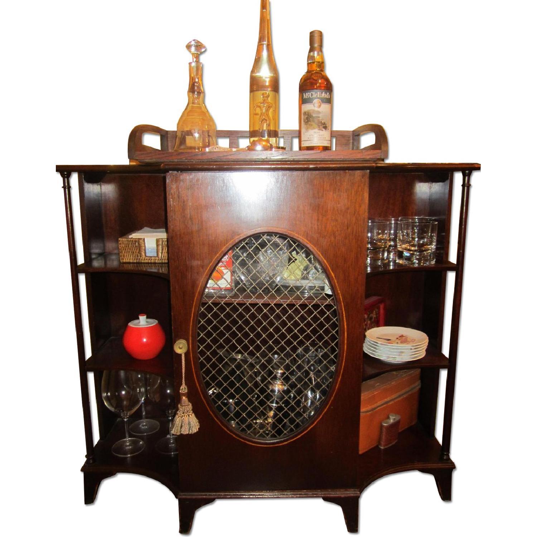 Antique Bar/Sideboard - image-0