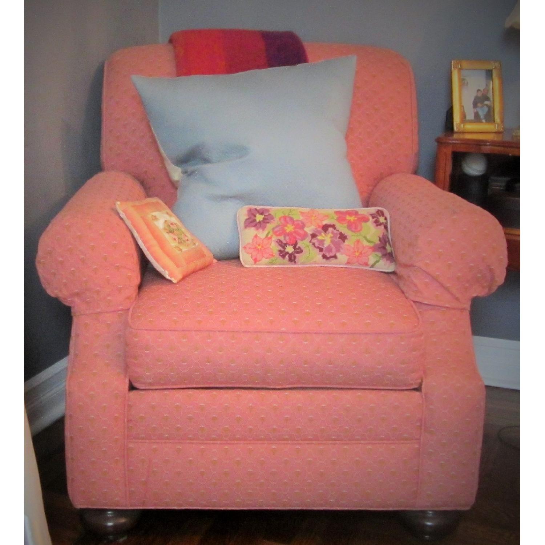 Ethan Allen Arm Chair - image-1