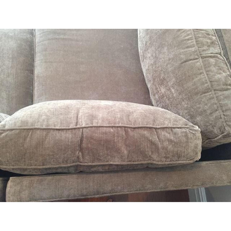 Mitchell Gold + Bob Williams Sectional Sofa & Cushion - image-3