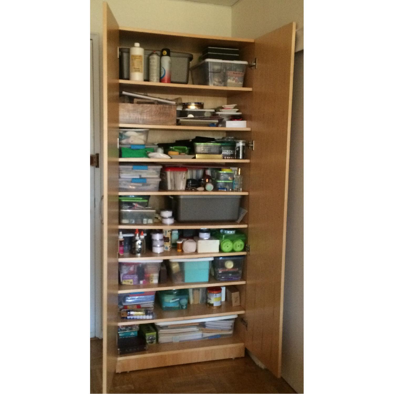 Gothic Cabinet Storage Cabinet - image-3