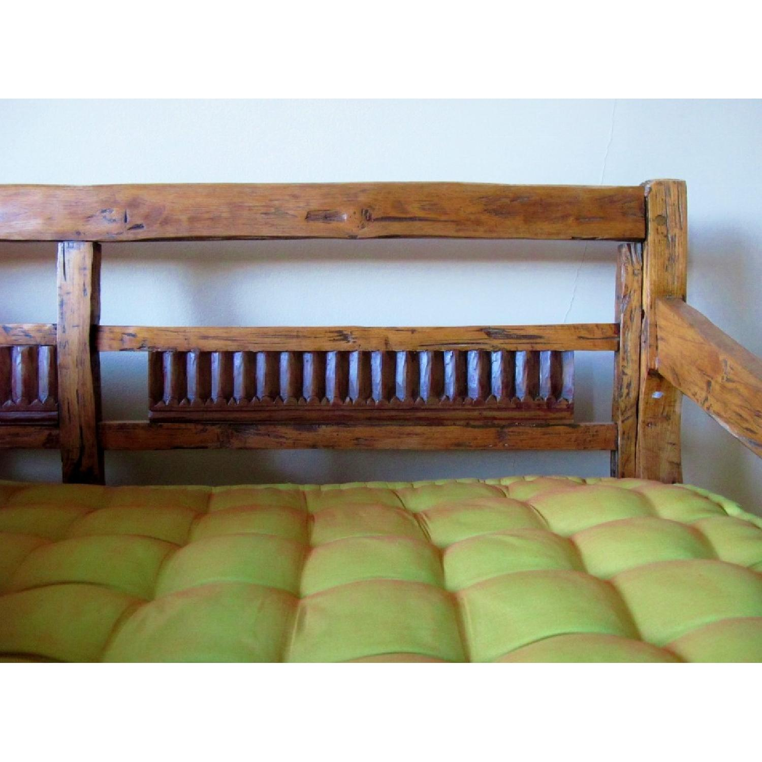 Antique Handmade Bali Dream Day Bed - image-3