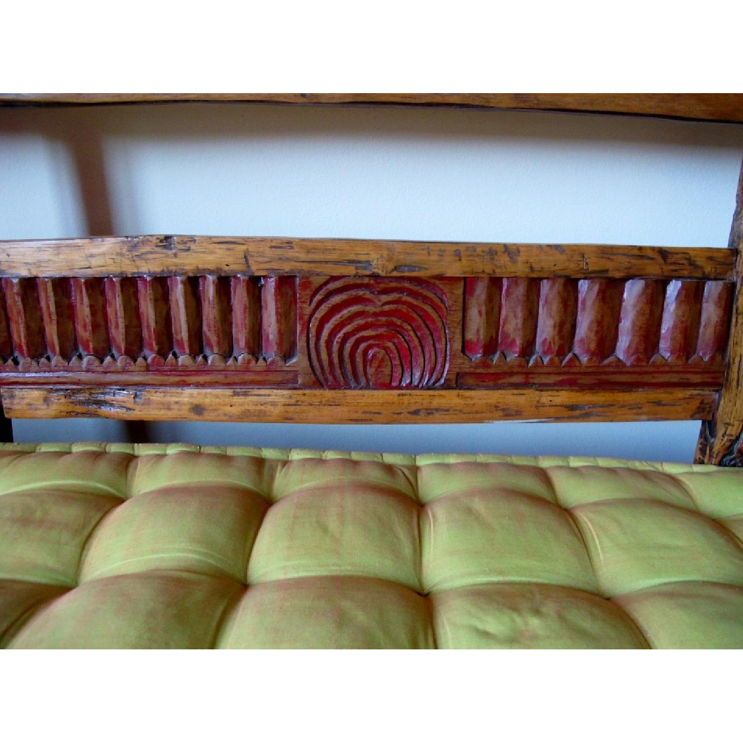 Antique Handmade Bali Dream Day Bed - image-4