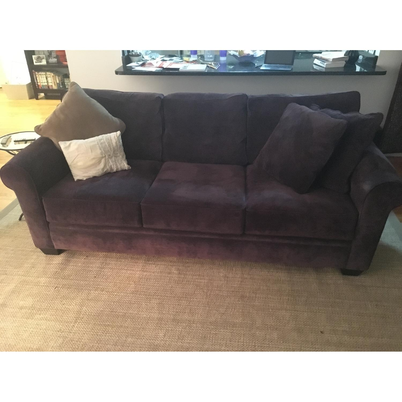 Macy's Classic 3 Seater Sofa - image-1