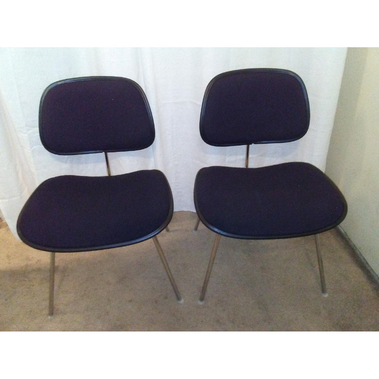 Herman Miller c.1992 Charles Eames Dining/Accent Chairs - image-3