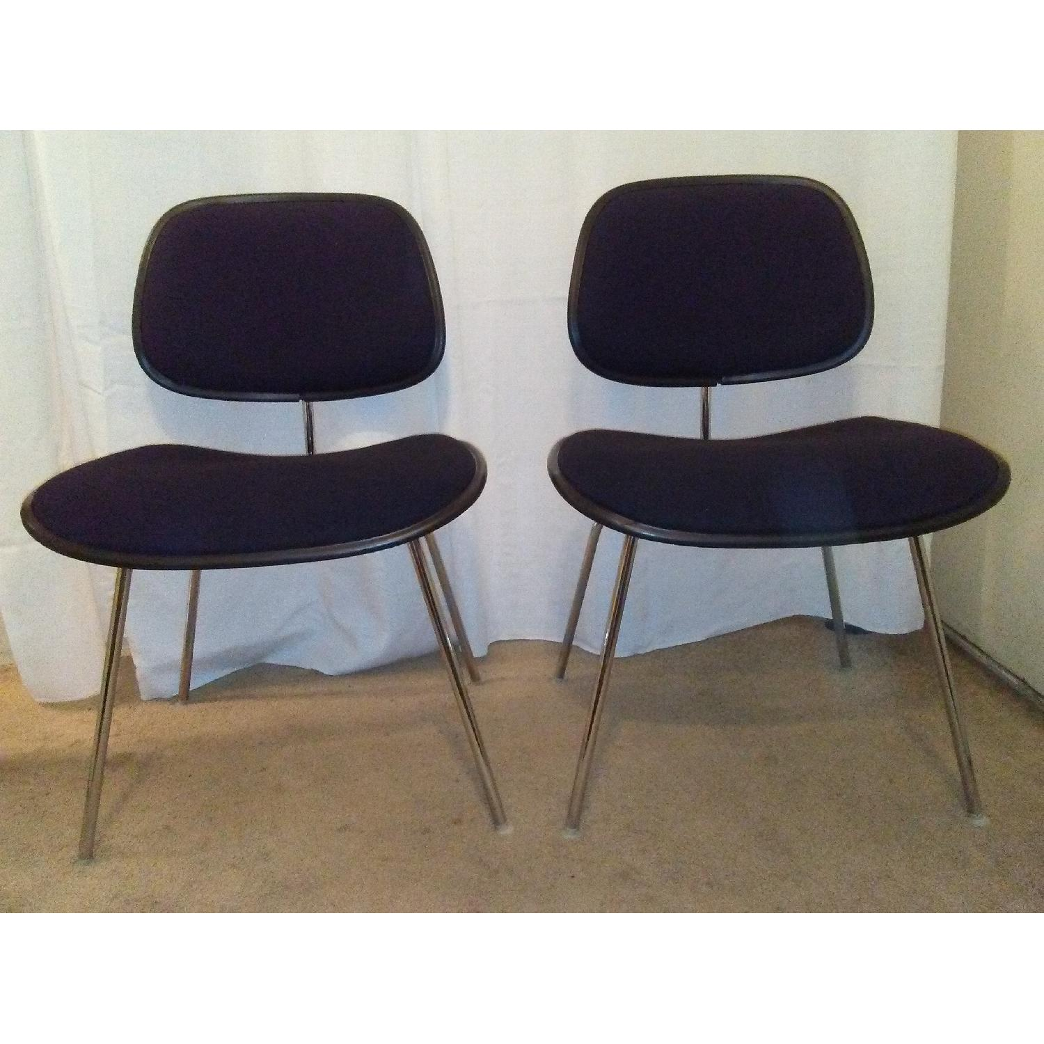 Herman Miller c.1992 Charles Eames Dining/Accent Chairs - image-5