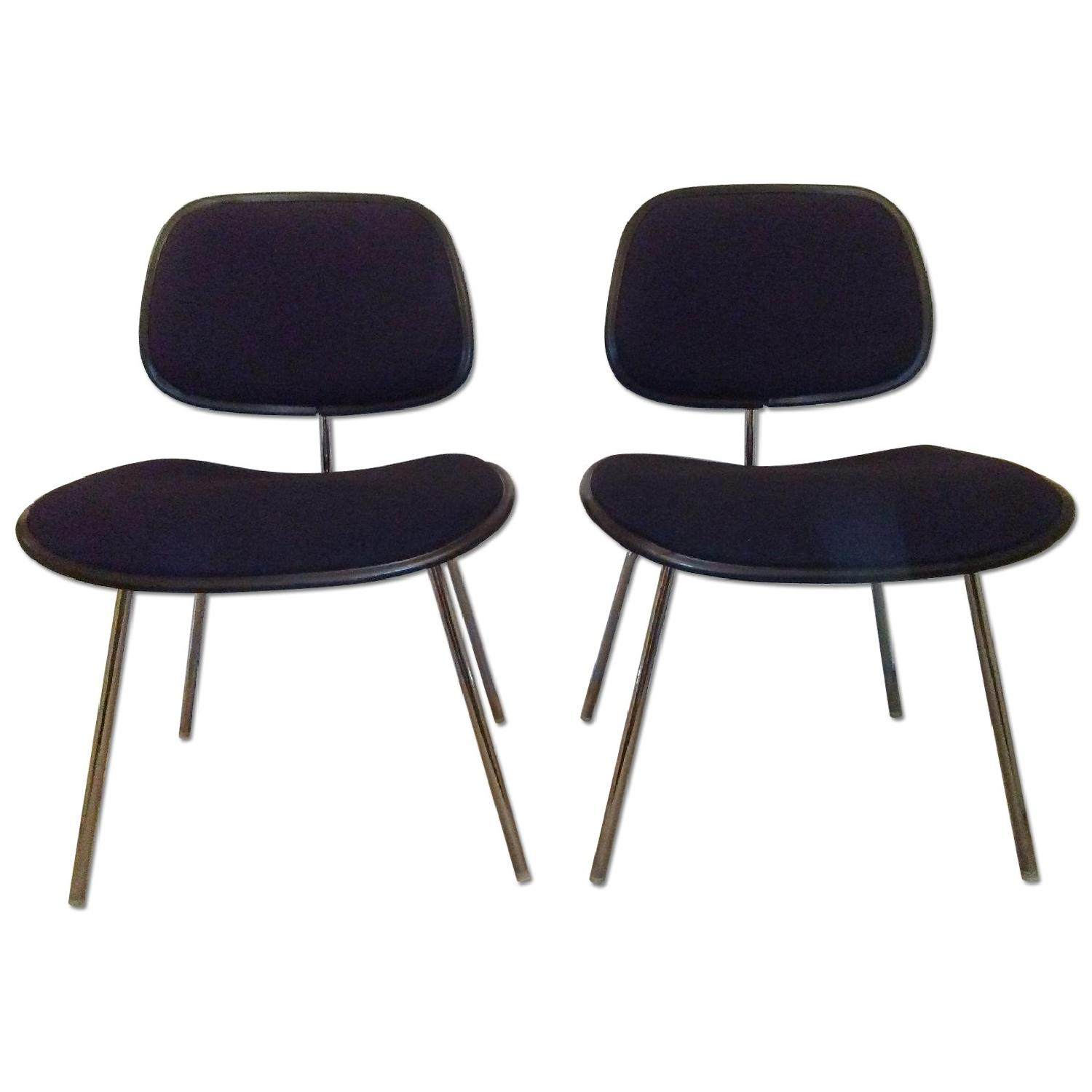Herman Miller c.1992 Charles Eames Dining/Accent Chairs - image-0