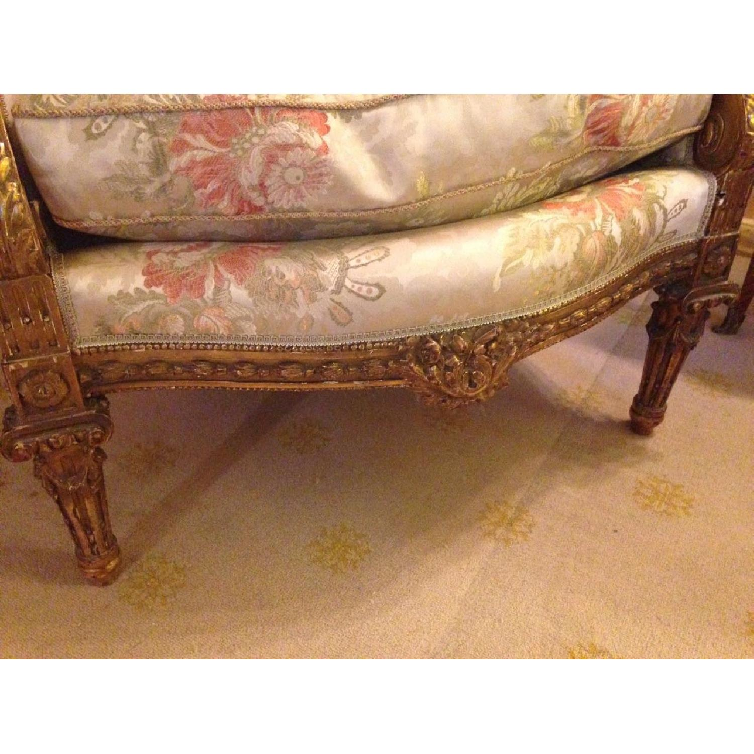 Louis XV Berger Chair - image-1