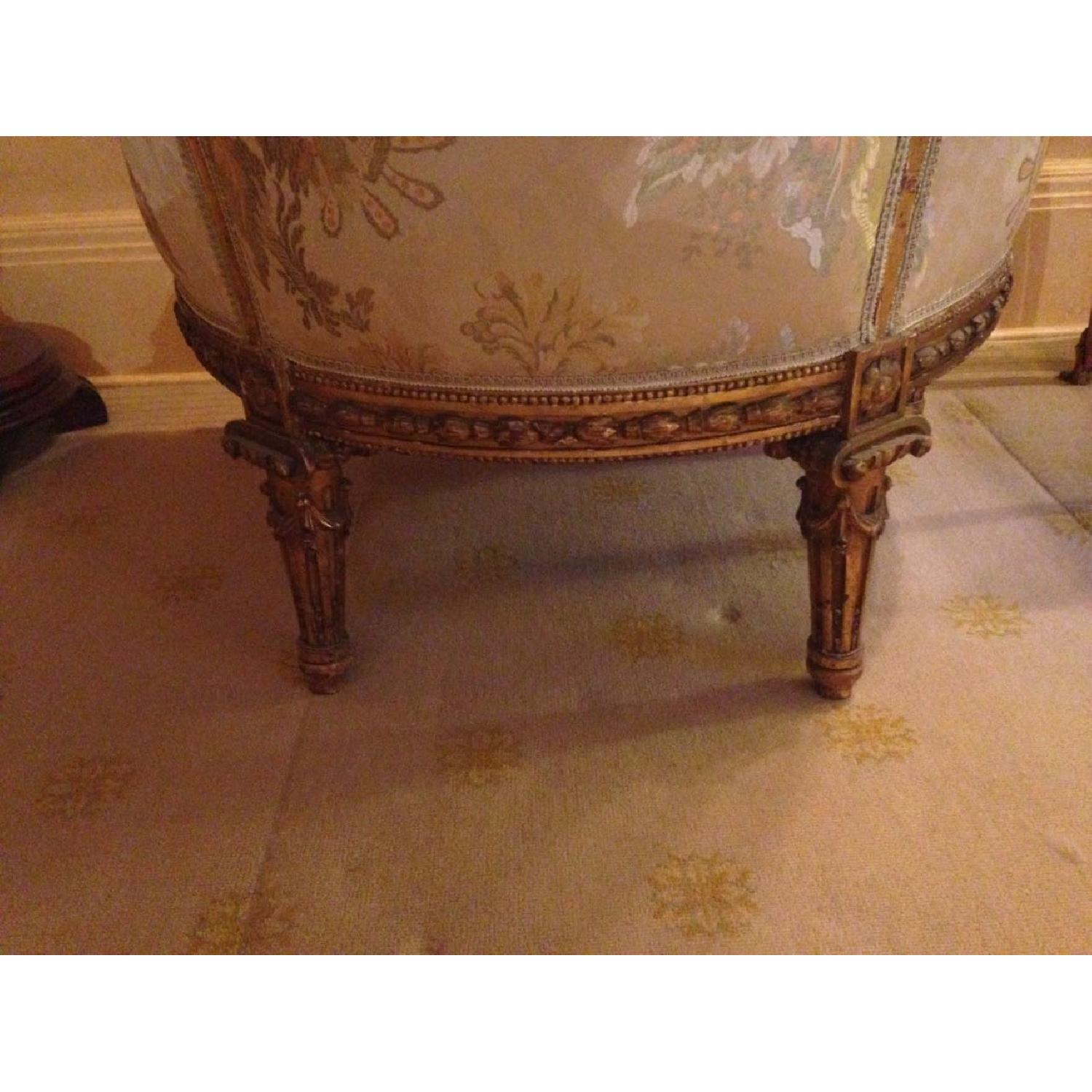 Louis XV Berger Chair - image-2