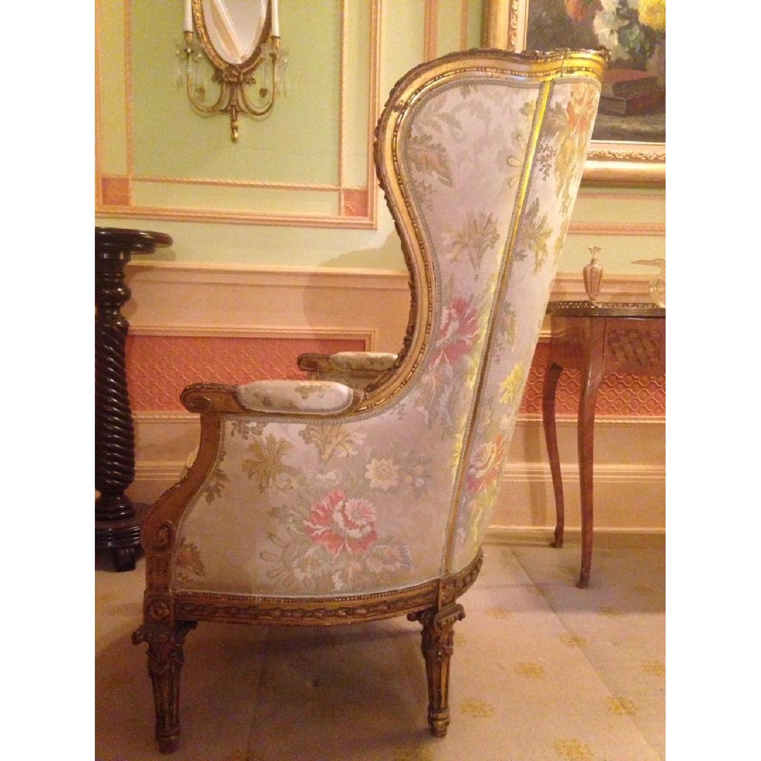 Louis XV Berger Chair - image-3