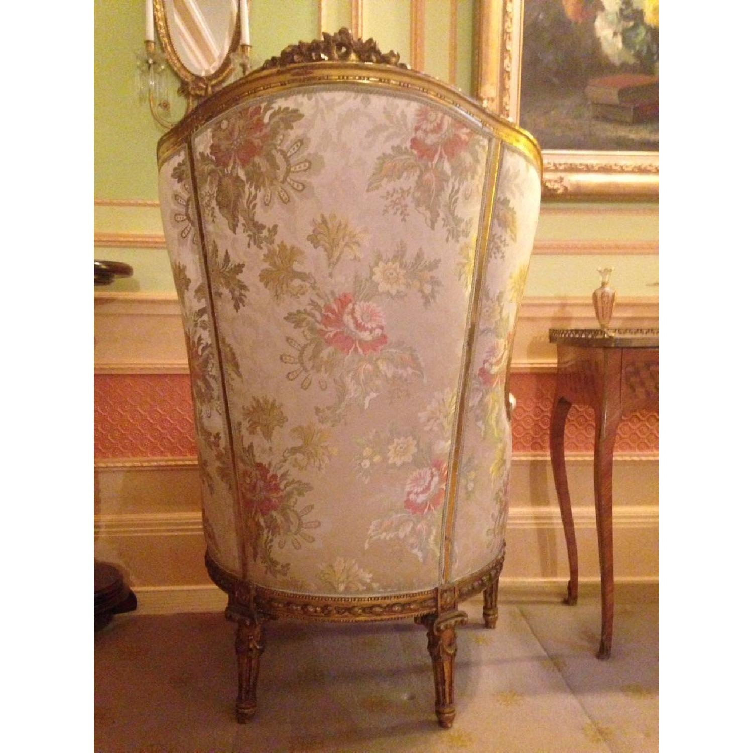 Louis XV Berger Chair - image-4