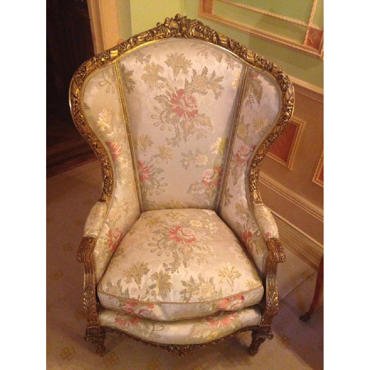 Louis XV Berger Chair - image-5