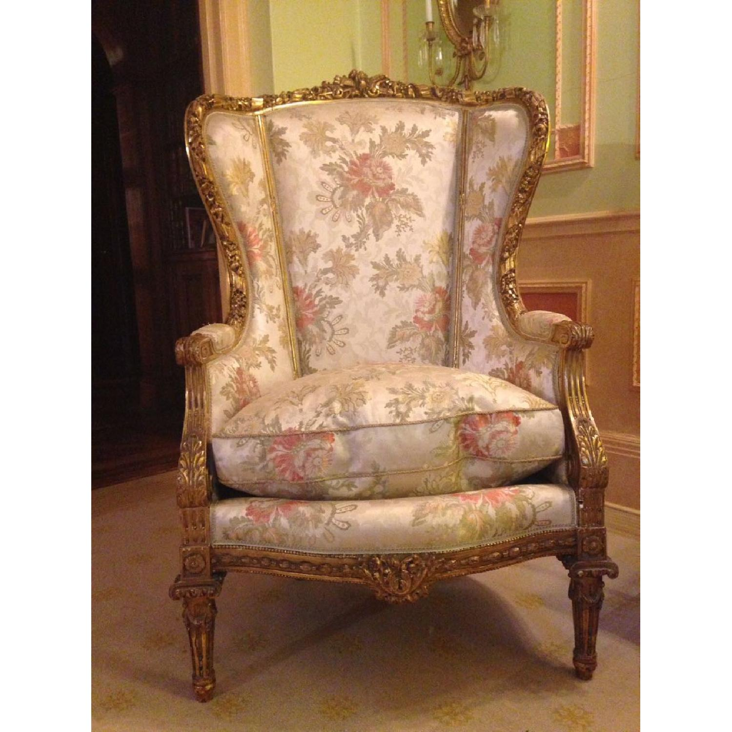 Louis XV Berger Chair - image-7