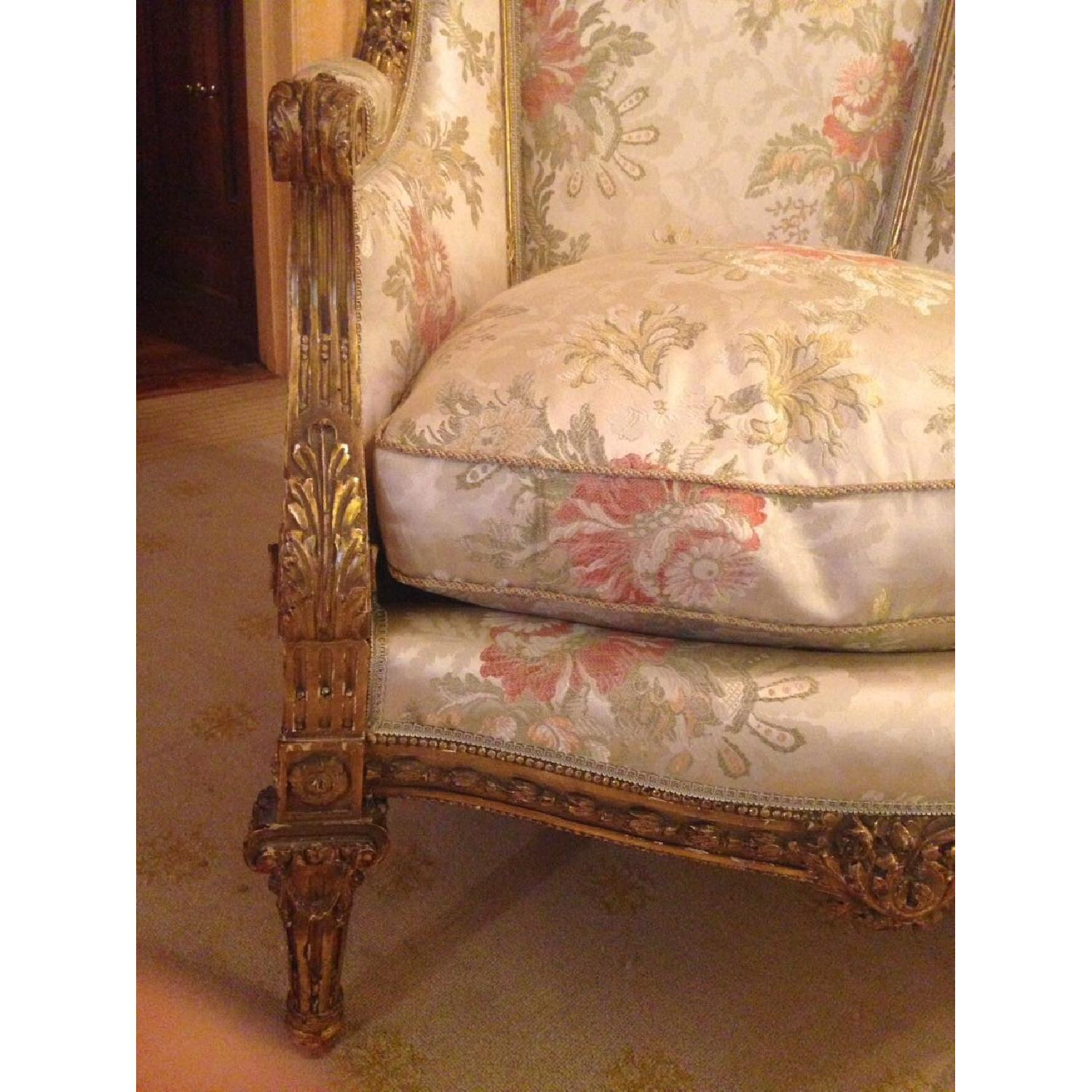 Louis XV Berger Chair - image-9