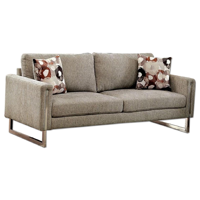 Furniture of America Lauren II Sofa - image-0